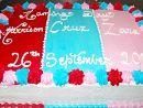8) Naming Day Cake  Feeds 40